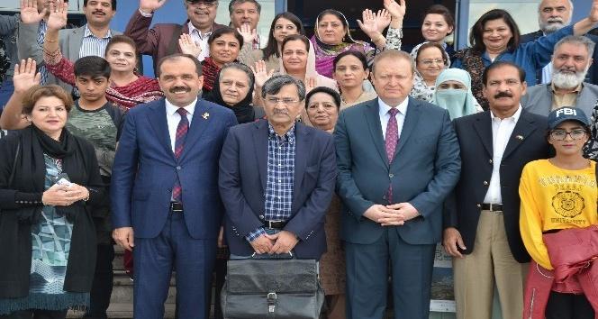 Pakistan Heyeti Trabzon'dan memnun ayrıldı