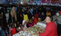 Tokat'ta kitap fuarına yoğun ilgi
