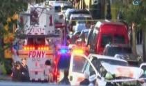 New York'ta silahlı saldırı!