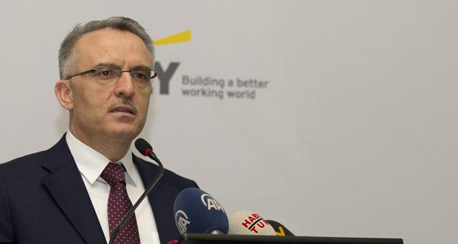 Bakan Ağbal: 2017 yılında bütçe 47.4 milyar lira açık verdi