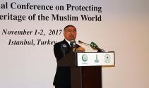 Bakan İsmet Yılmaz: 'Medeniyeti koruyabilmek için eğitim ve barış olmalı'