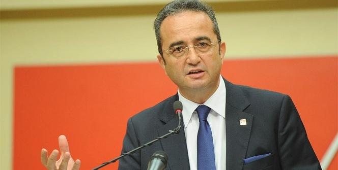 CHP Sözcüsü Tezcan, yine kendisini savundu