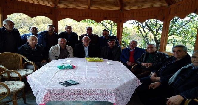 AK Parti Kargı ilçe yönetimi seçim çalışmalarının başladı