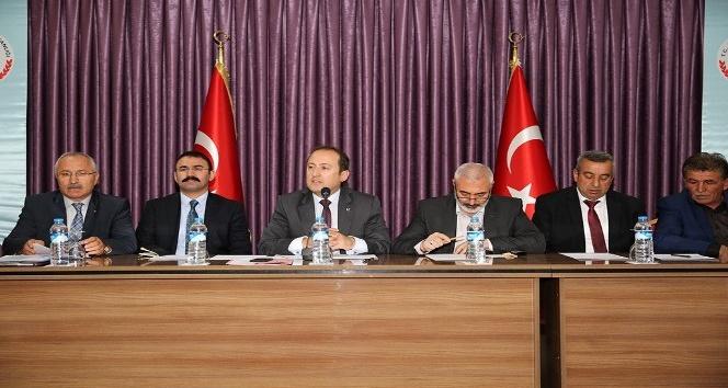 KHGB Dönem Sonu Meclis Toplantısı gerçekleştirildi