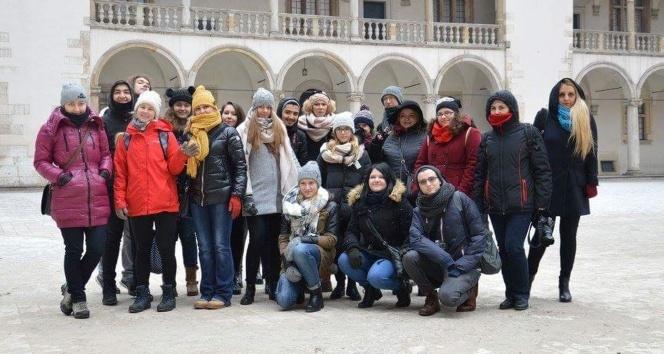 Sultangazi Uğur Lisesi öğrencileri Erasmus+ kapsamında Litvanyaya gitti