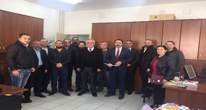 MHP Artvin İl Yönetim Mazbatası'nı aldı