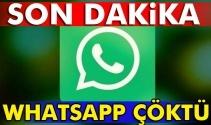Whatsapp neden girilmiyor? Whatsapp neden yok ve neden çöktü? 3 Kasım 2017