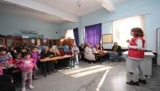 Osmaniyede Okul-Aile İçi İletişim ve Öfke Kontrolü eğitimi