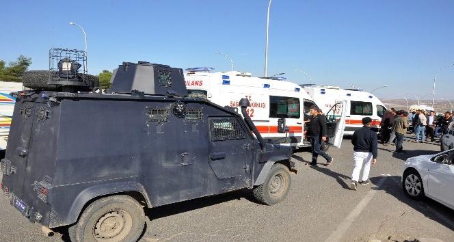 Diyarbakır'da bıçaklı kavga: 5 yaralı