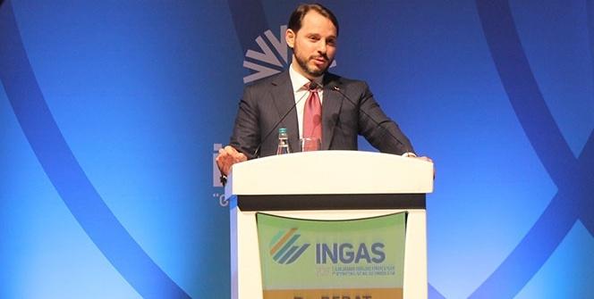 Bakan'dan 'doğalgaz' müjdesi