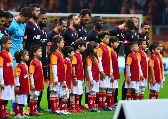 Galatasaray, Gençlerbirliği maçından kareler