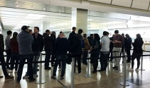 Almanya'da iPhone X çılgınlığı
