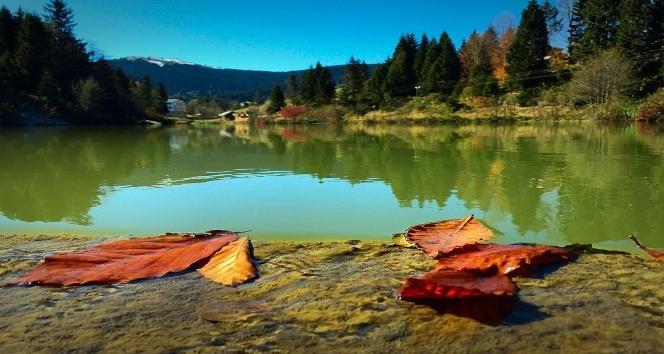 Balıklıgöl'de sonbahar