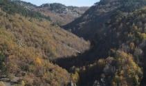 Akdağ'da sonbahar güzelliği