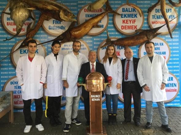 Türkiye Deniz Canlıları Müzesi, üniversitelerin ilgi odağı oldu