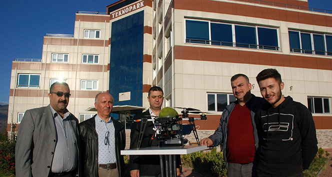 Yerli drone yazılımı ile dışa bağımlılığı ortadan kaldırdılar