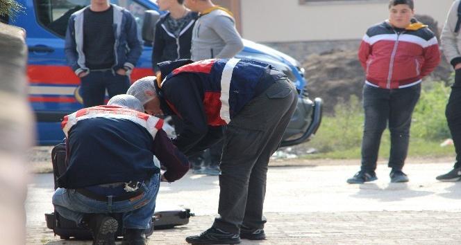 2 milyon dolarlık ziynet eşyalarını çalıp, boş valizleri köy yoluna attılar