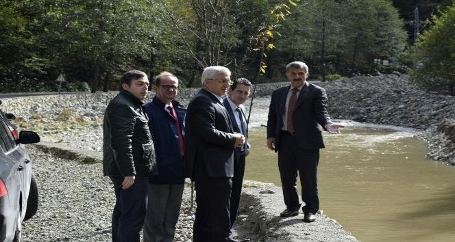 Uzungöl'e Macera Parkı yapımına başlanıyor