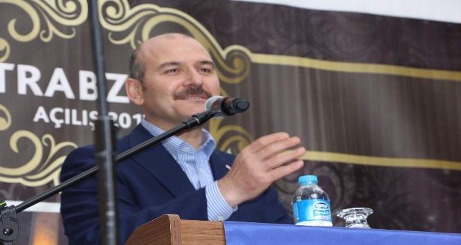 """İçişleri Bakanı Süleyman Soylu: """"Biraz önce yine Bestler Dereler'de 4 teröristi daha bizim evlatlarımız etkisiz hale getirdiler"""""""