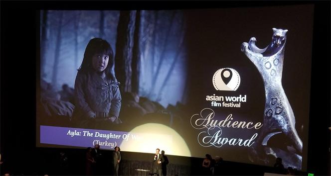 Asya Film Festivalinden Ayla'ya ödül