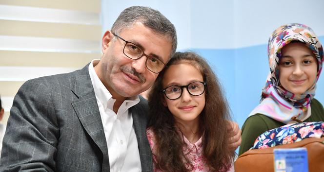 Üsküdar'da 14'üncü bilgi evi açıldı