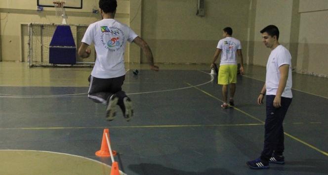 Küçükçekmece Belediyesinden POMEMe hazırlanan gençlere eğitim