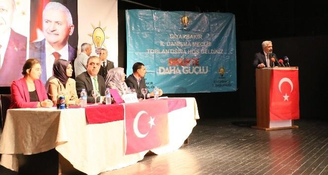 AK Parti İl Danışma Meclisi Toplantısı