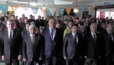 AK Parti Amasra İlçe Kongresi düzenlendi