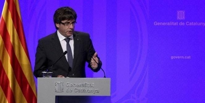 Eski Katalan lider Charles Charles Puigdemont'a tahliye