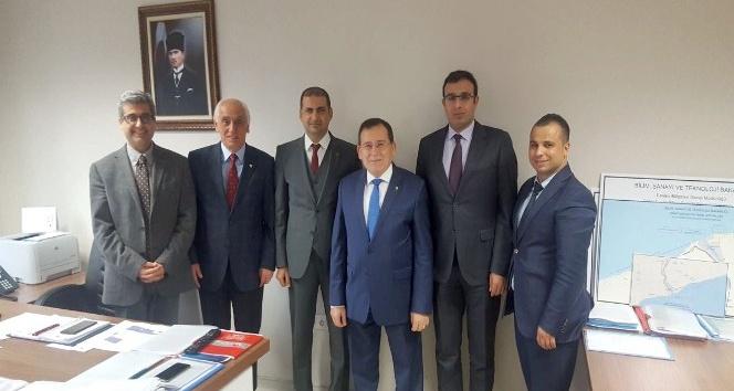 """Trabzon """"Endüstri Bölgesi"""" ilan edilmek için müracaat eden ilk il oldu"""