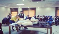 ATTDERden hastane çalışanlarına eğitim