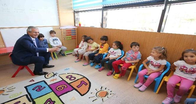 Karşıyakalı çocuklara yeni eğitim yuvası