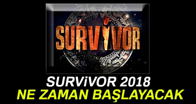 Survivor 2018 ne zaman başlayacak ? Survivor 2018 yarışmacıları