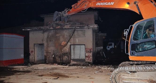 Diyarbakır Oto Sanayi yeraltı elektrik şebekesine kavuştu