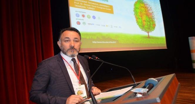 3.Ulusal Ormancılık ve Çevre Sempozyumu Trabzon'da başladı