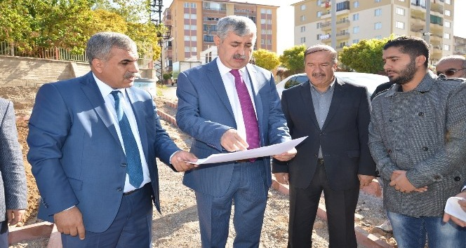 Malatya'da 3.5 yılda 94 park hizmete girdi