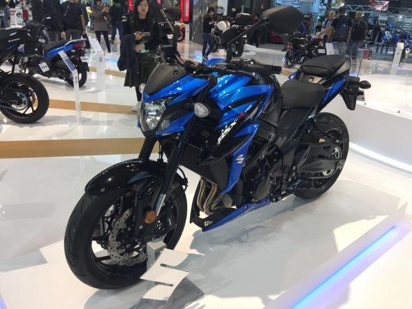 İşte EICMA 2017 Suzuki Modelleri