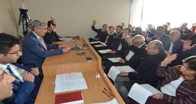 Yeşilyurt Belediye Meclisi kasım ayı çalışmalarına başladı