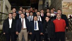 Türkiye Judo Federasyonu Başkanı Sezer Huysuz Gümüşhanede