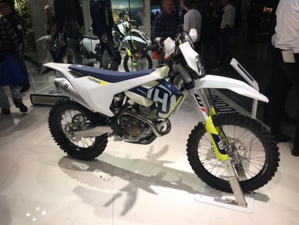 İşte 2018 Husqvarna motosiklet modelleri