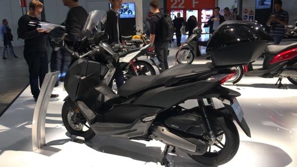 İşte Honda Forza 125 ve Forza 250