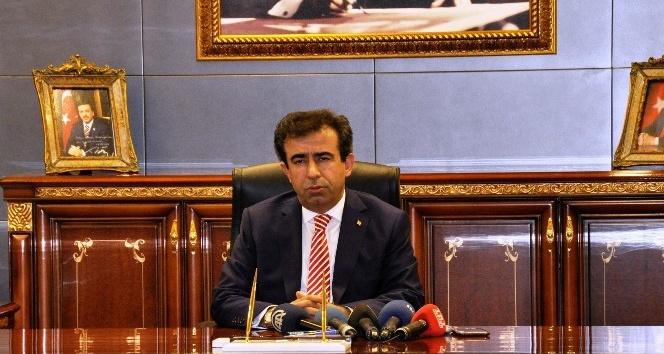 Diyarbakır Valisi 'yılın valisi' adayı