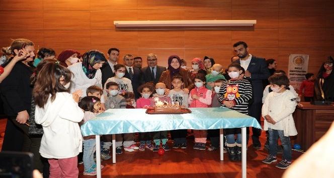 Diyarbakır'da Lösemili Çocuklar Haftası etkinliklerle kutlandı