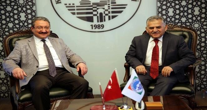 Melikgazi Belediye Başkanı Büyükkılıç:
