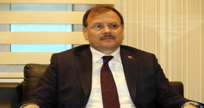 Başbakan Yardımcısı Hakan Çavuşoğlu Diyarbakır'da