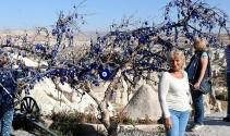 Kapadokya'yı Ekim ayında 205 bin 621 turist ziyaret etti