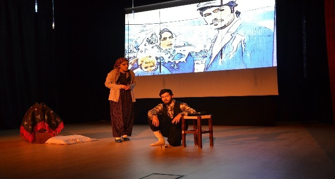 Büyükşehir Belediyesi tiyatroya yeni yetenekler kazandırıyor