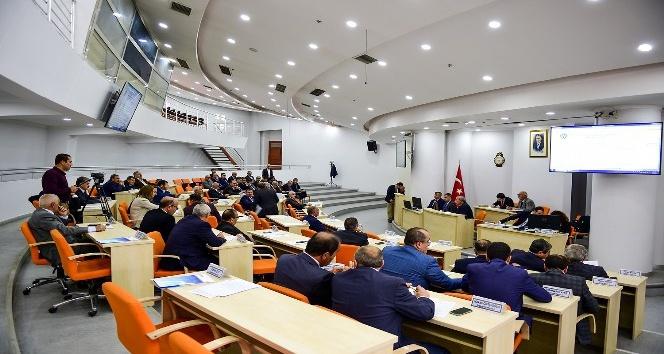 Büyükşehir Meclisi Kasım ayı toplantısı başladı