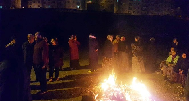 Ankara'da vatandaşların doğalgaz isyanı