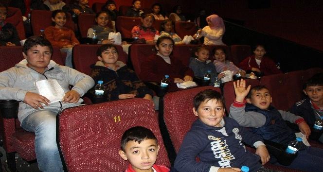 Amasya'da 5 bin öğrenciye ücretsiz sinema